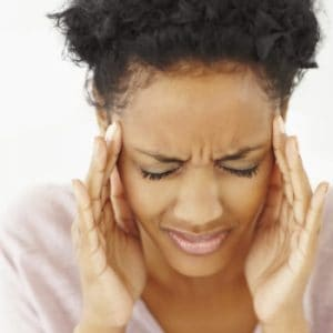 nerve block treatment for migraine relief