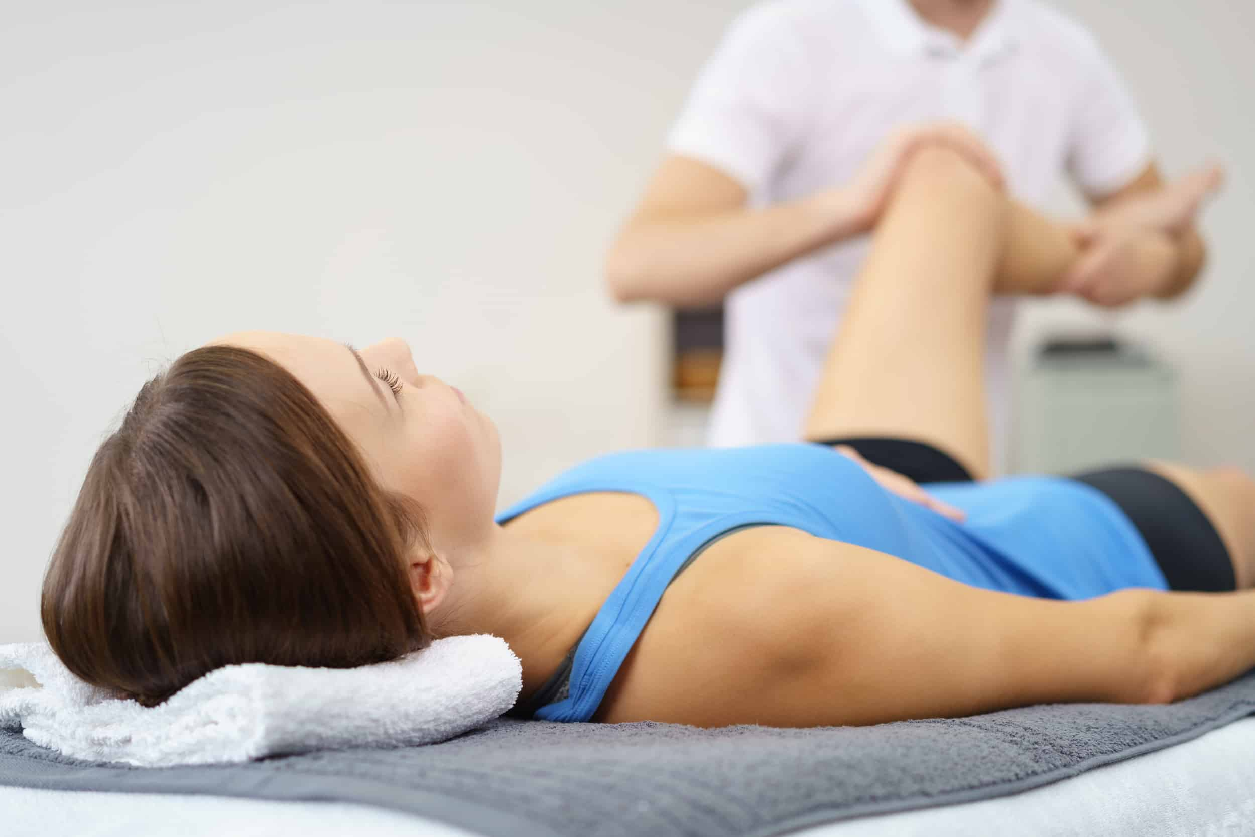 Osteopathic treatment for pain