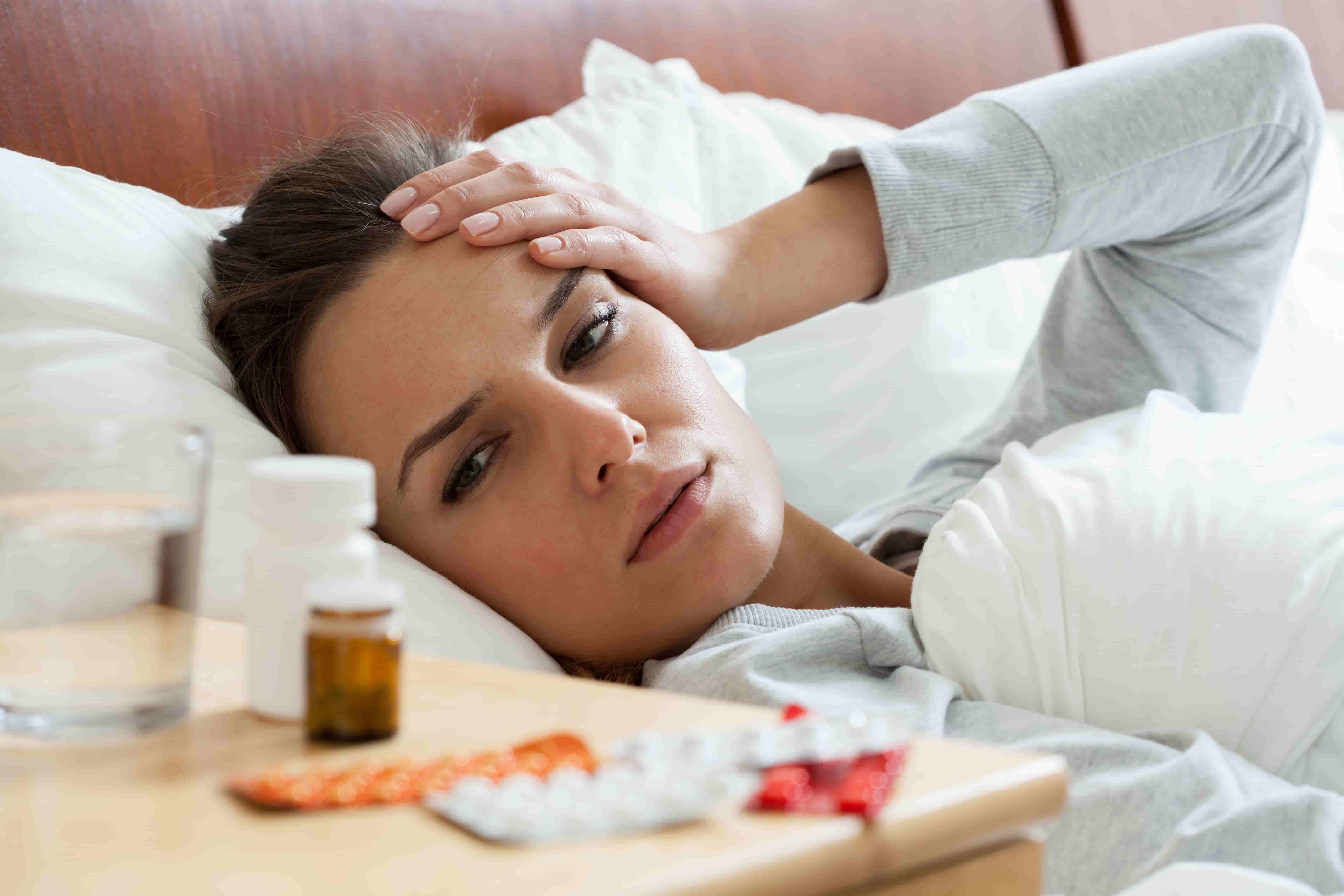 Medication overuse headache (MOH)